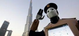 El primer Robot al Servicio de la Policía de Dubái