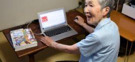 Japonesa Demuestra que Nunca se es Demasiado Mayor para Crear Aplicaciones