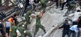 Potente sismo deja 147 Muertos en México en el Aniversario de Terremoto