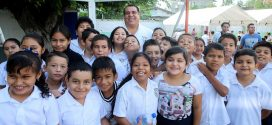 Dan Certeza a Alumnos y Padres de Familia de Escuela 21 de Marzo