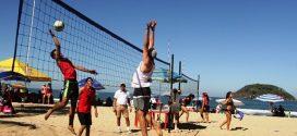 110 Equipos Participaron en la  Copa Guayabitos de Voleibol de Playa