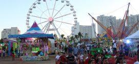 Inauguran la Expo Centenario – Parque de Diversiones