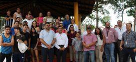 Con Apoyo de la IP rehabilitan Espacios Públicos