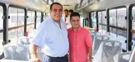 Reconoce Alcalde Avances en el Nuevo Sistema del Transporte