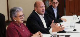Confirma Gobernador  que  no tiene definido, si se someterá a Ratificación de Mandato