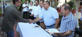 Reconoce alcalde Arturo Dávalos a Servidores Públicos Jubilados