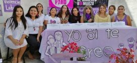 Se Unen Colectivos de Mujeres de Vallarta para Hacer Visible Violencia de Género