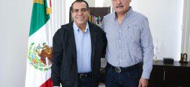 Se reúne Dávalos con Nuevo Director de la Fiscalía en Vallarta