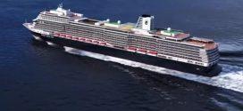 Fueron 73 Repatriados Tripulantes del Crucero Koningsdam