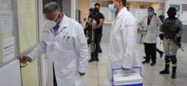 Recibe Jalisco, Más de 21 mil Vacunas ANTICOVID19, para Aplicarse en Región de PV: SSJ