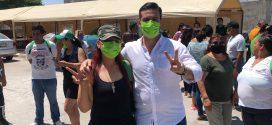Levanta Luis Munguía Plantón en Consejo Distrital del IEPC